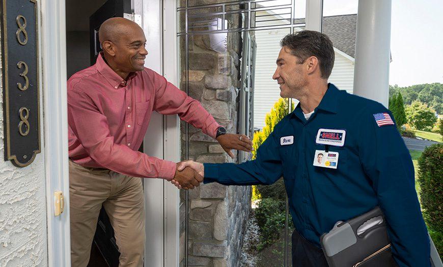 Emergency Plumber & HVAC Technician